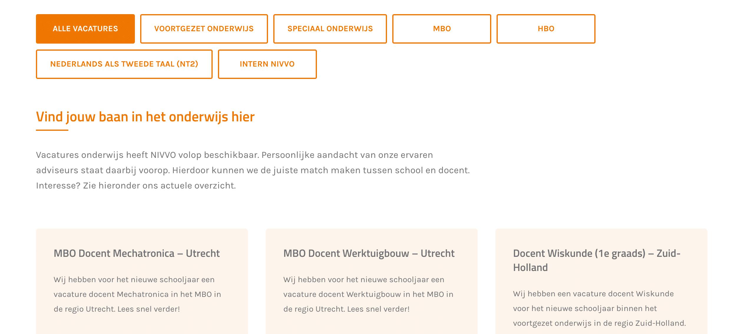 Carerix API koppeling